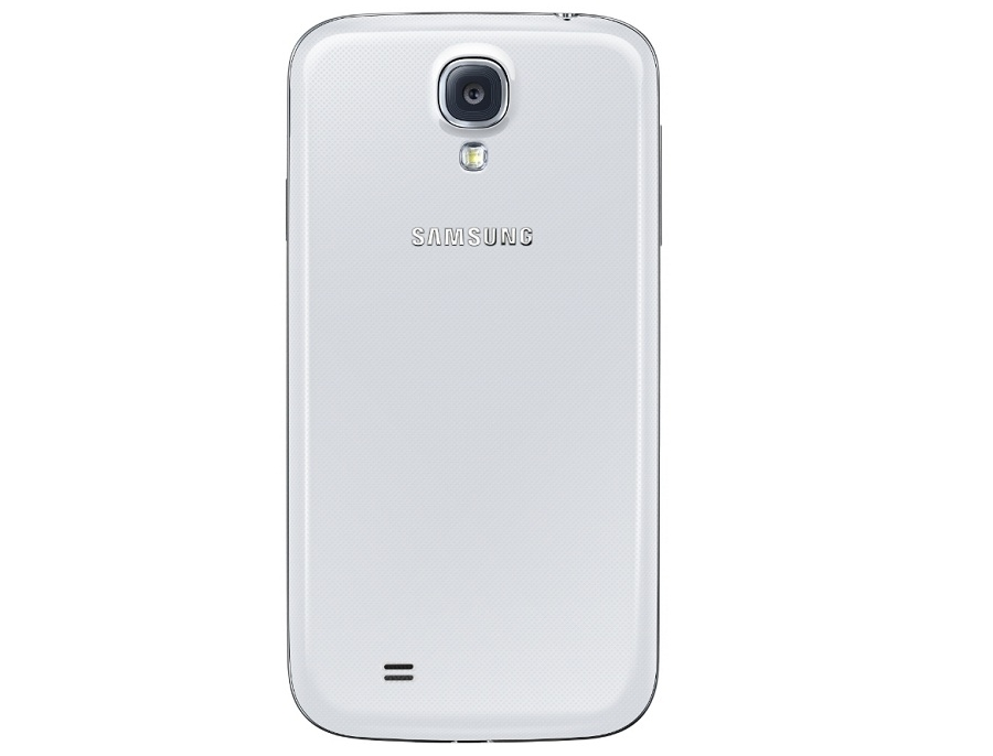 Galaxy S4 Rückseite