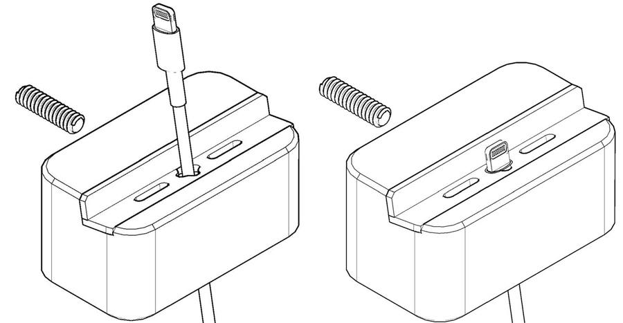 MiDock ist aus einem Stück Aluminium und verwendet das originale Lightning Kabel