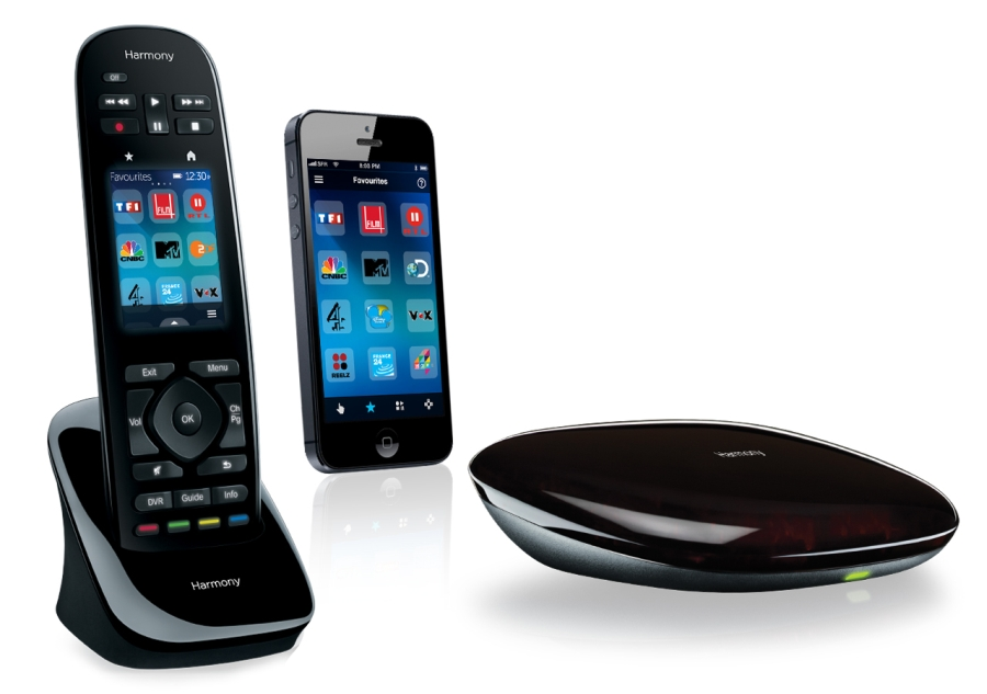 Logitech Harmony Ultimate Smart Control Hub