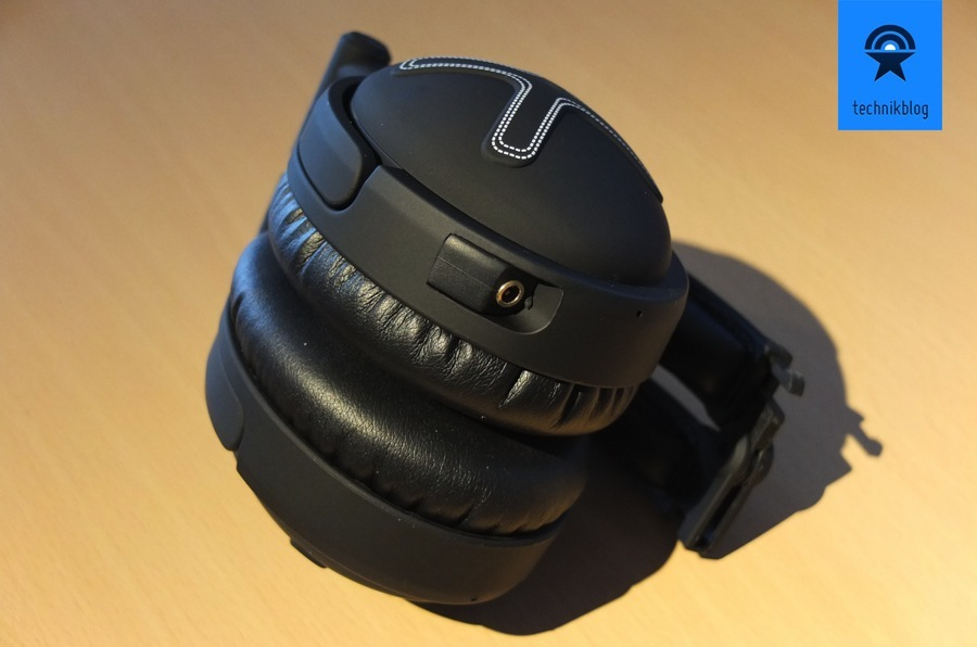 YA! Walker JR Headphones - kompakt verstaubar