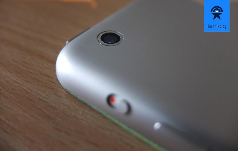 iPad Mini Review - Kamera