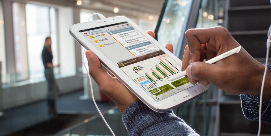 Samsung GALAXY Note 8.0 in der Schweiz erhältlich