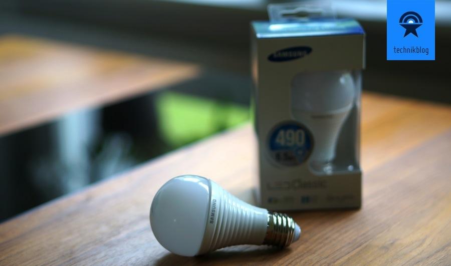 Samsung LED Classic A60 E27