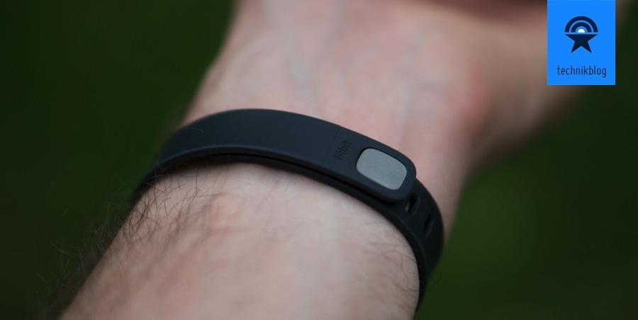 Fitbit Flex - hochwertiger Tragekomfort und wasserdicht!