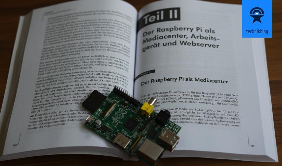 Rezension Raspberry Pi - Einstieg und User Guide mit RPi