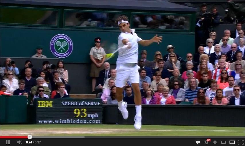 Wimbledon Live auf Youtube
