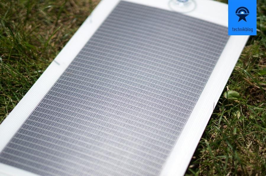 Changers Solarzelle Maroshi