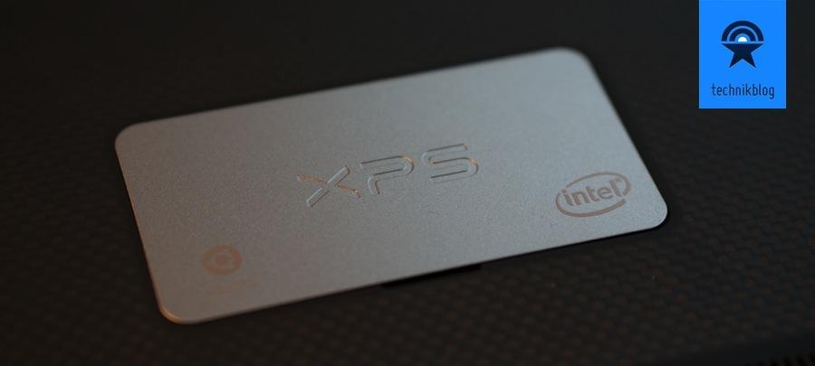 Dell XPS 13 Developer Edition mit Ubuntu