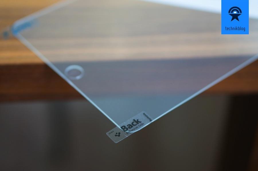 Spigen GLAS.t für das iPad Mini-002