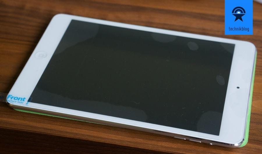 Spigen GLAS.t für das iPad Mini-003