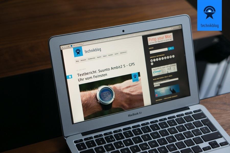 Testbericht MacBook Air 11 (Mid 2013) -002