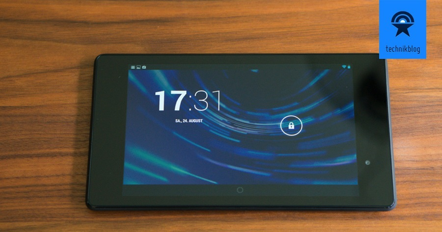 "FullHD Display auf 7"" - Nexus 7"