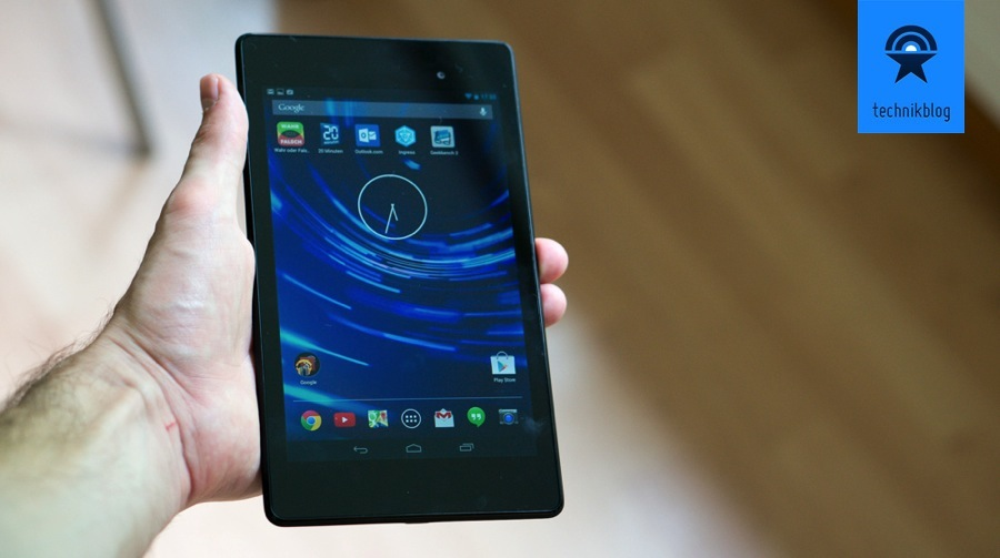 Asus Google Nexus 7 V2 (2013) Review