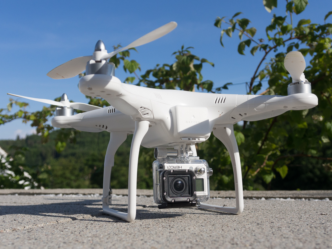DJI Phantom (Version 1)