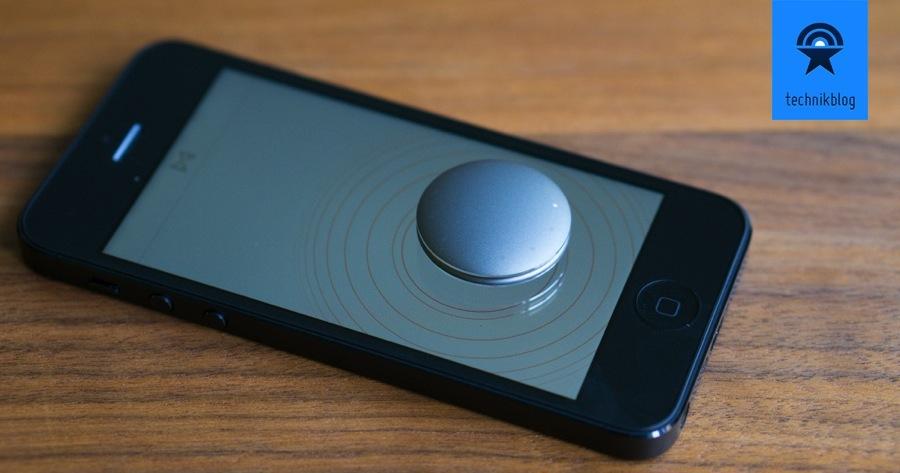 Misfit Shine am Synchronisieren mit dem iPhone