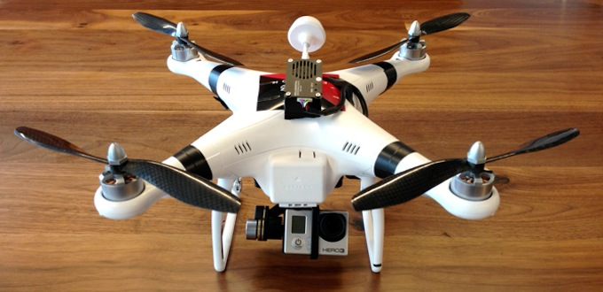 DJI Phantom Setup