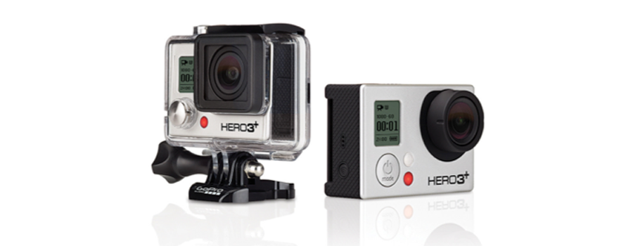neue gopro kameras die gopro hero3 black hero3 silver edition. Black Bedroom Furniture Sets. Home Design Ideas