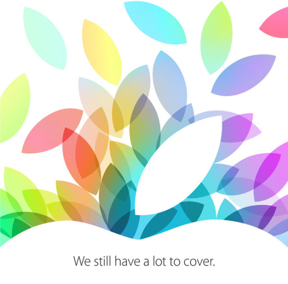 Apple Event October 22th