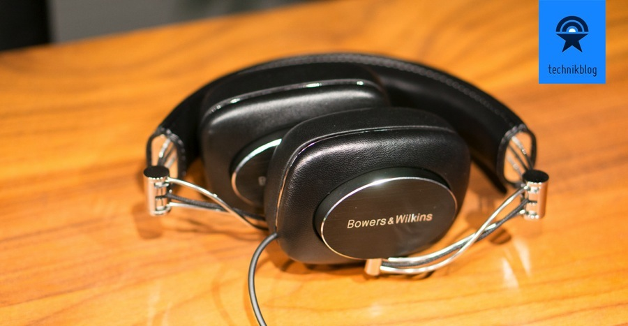 B&W Bowers & Wilkins P7 im Test