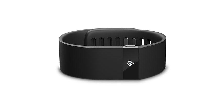 Fitbit Force seitlich