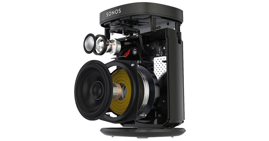 Sonos Play1 Sonos Erweitert Wireless Speaker Palette U003eu003e Sonos Im Badezimmer