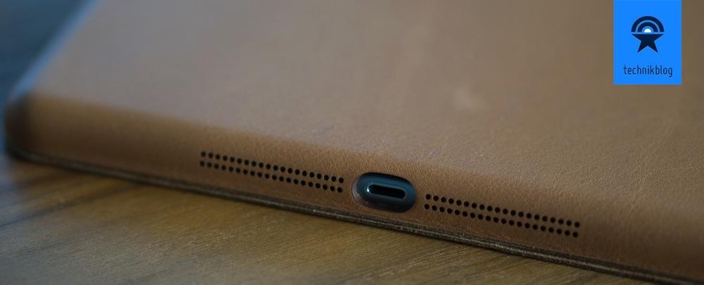 Apple iPad Air im Smart Case