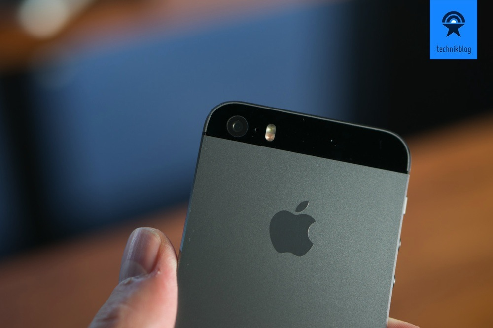 Apple iPhone 5S Kamera mit True-Tone-LED-Blitz