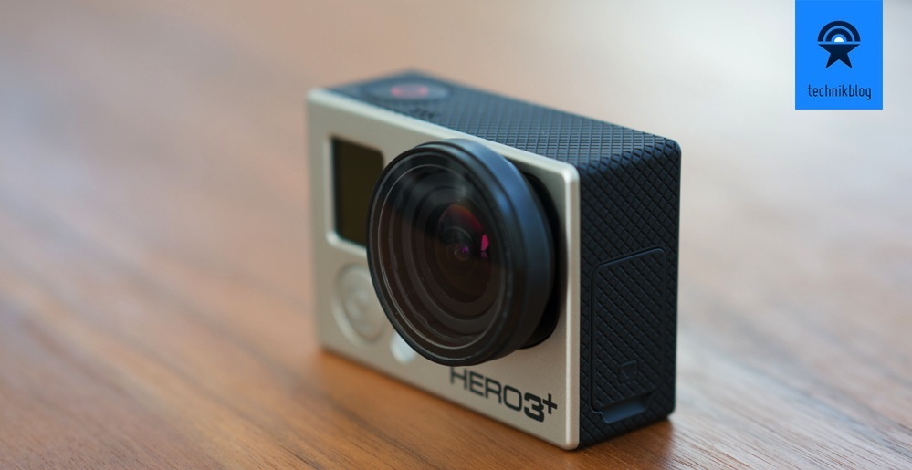 GoPro Lens Protection