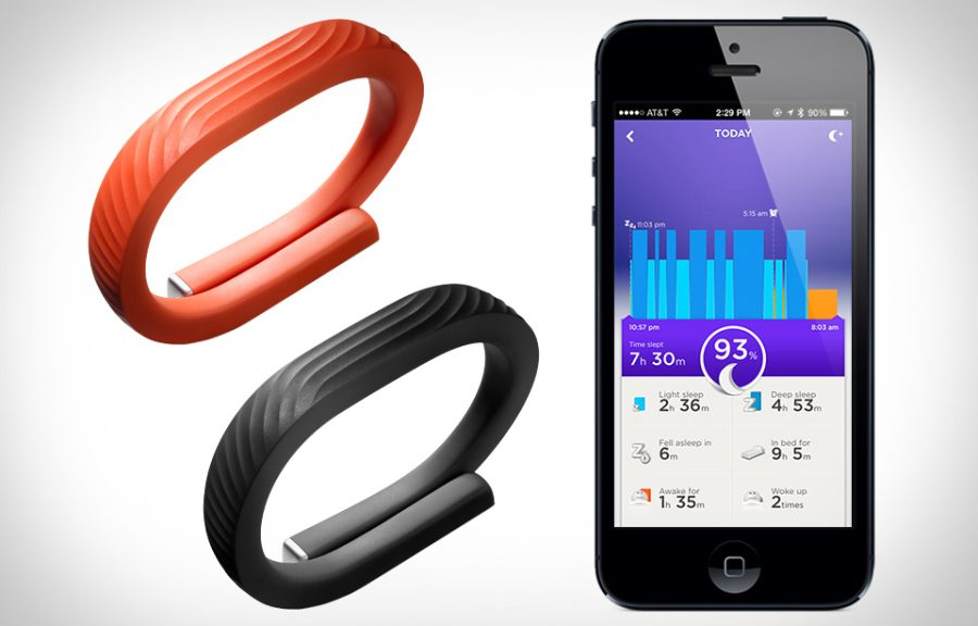 Jawbone UP24 mit Bluetooth