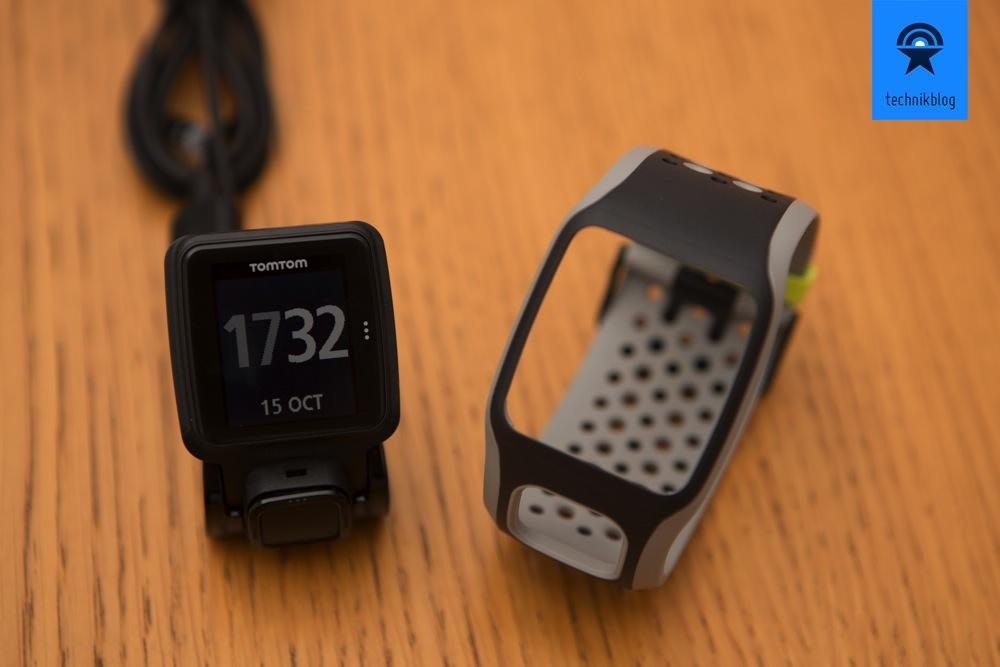 MultiSport Watch Synchronisation