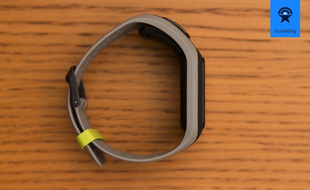 TomTom MultiSport Watch Tragekomfort