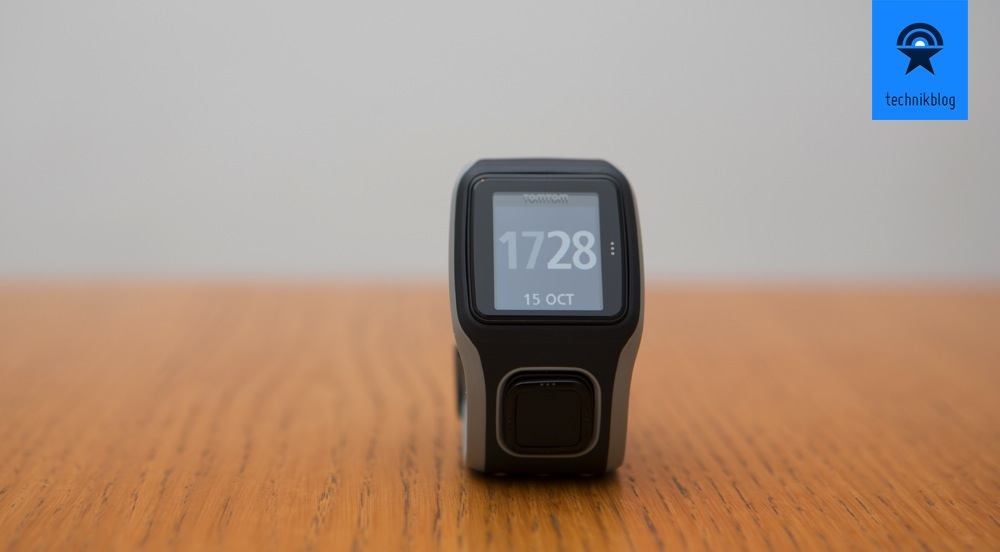 TomTom MultiSport Watch Review