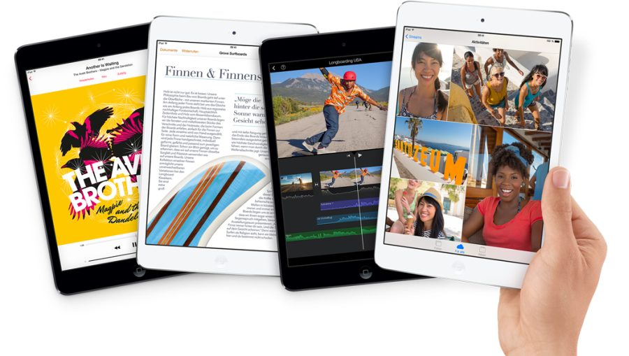 iPad mini mit Retina Display