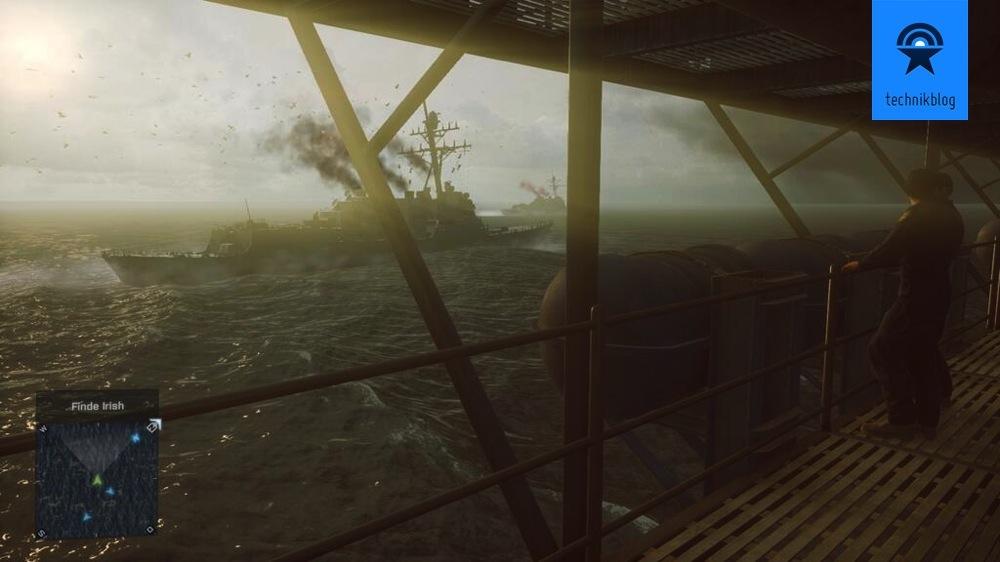 Battlefield 4 Screenshot auf PS4