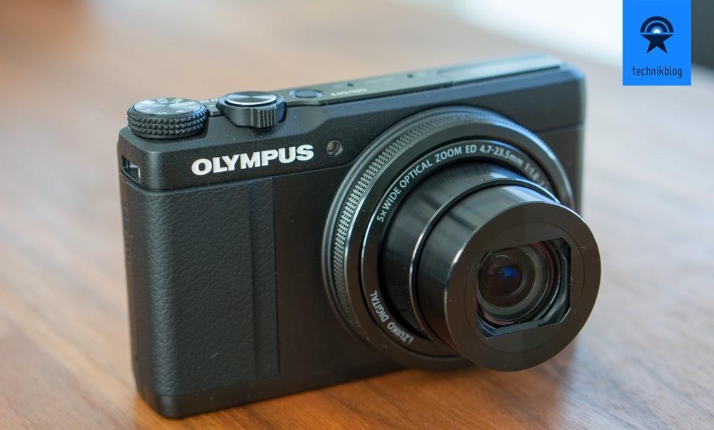 Olympus Stylus XZ-10 - Zoomobjektiv