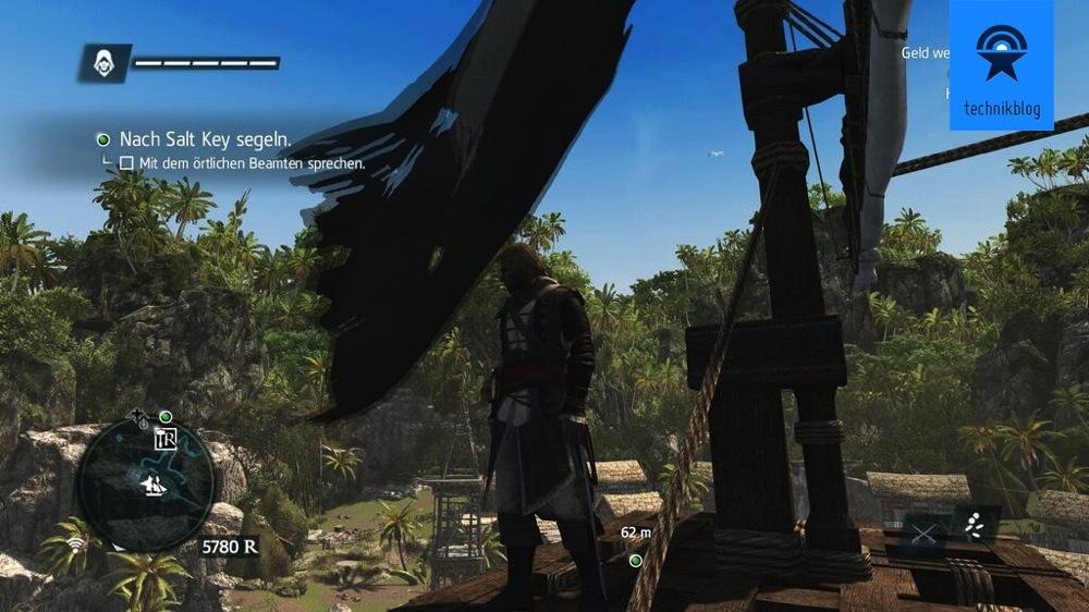 PS4 Screenshot Assassins Creed