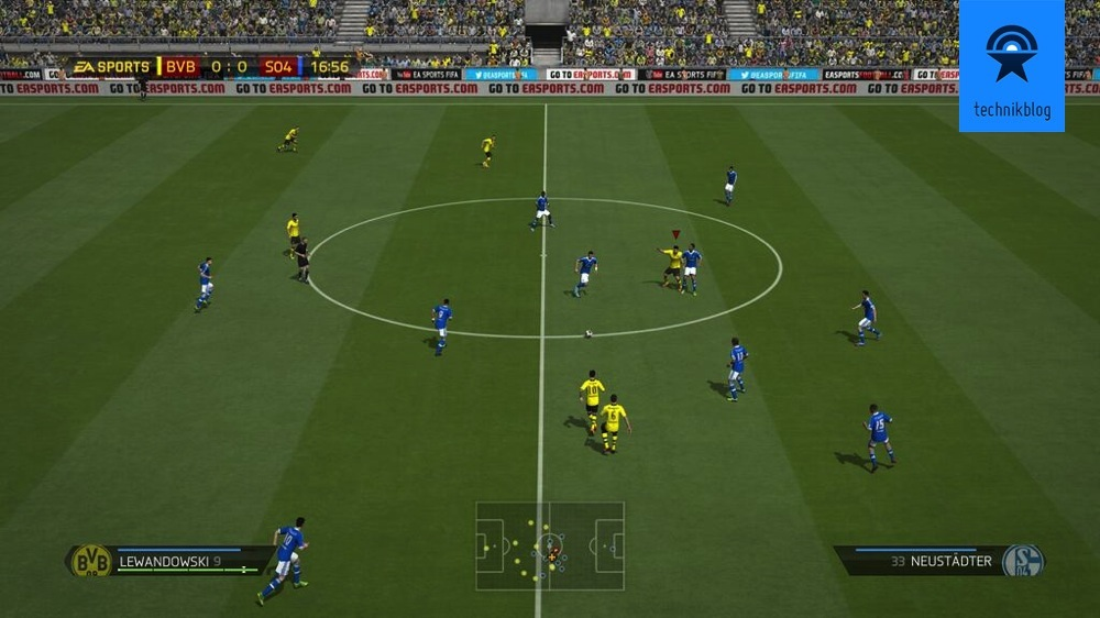 PS4 Screenshot - FIFA 14
