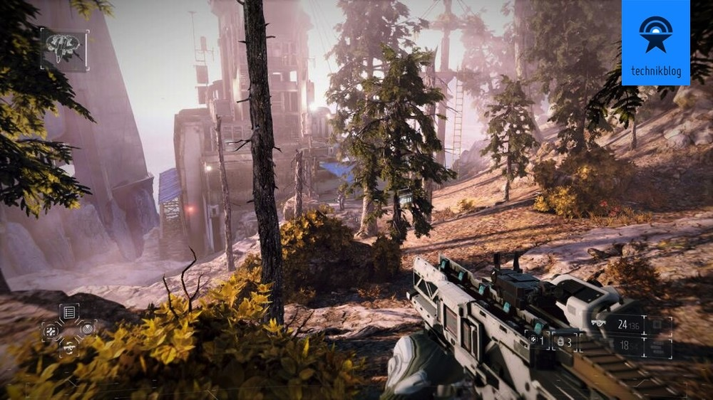 PS4 Screenshot - Killzone Shadow Fall
