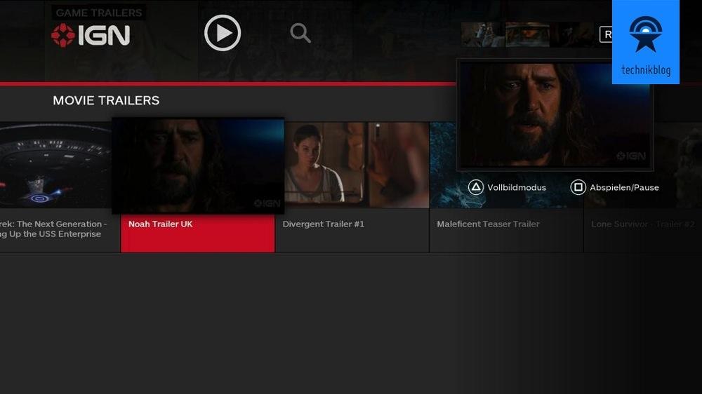 IGN Deutschland auf der PS4