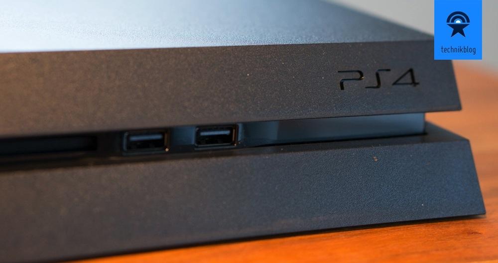 Sony Playstation 4 im schlanken Design