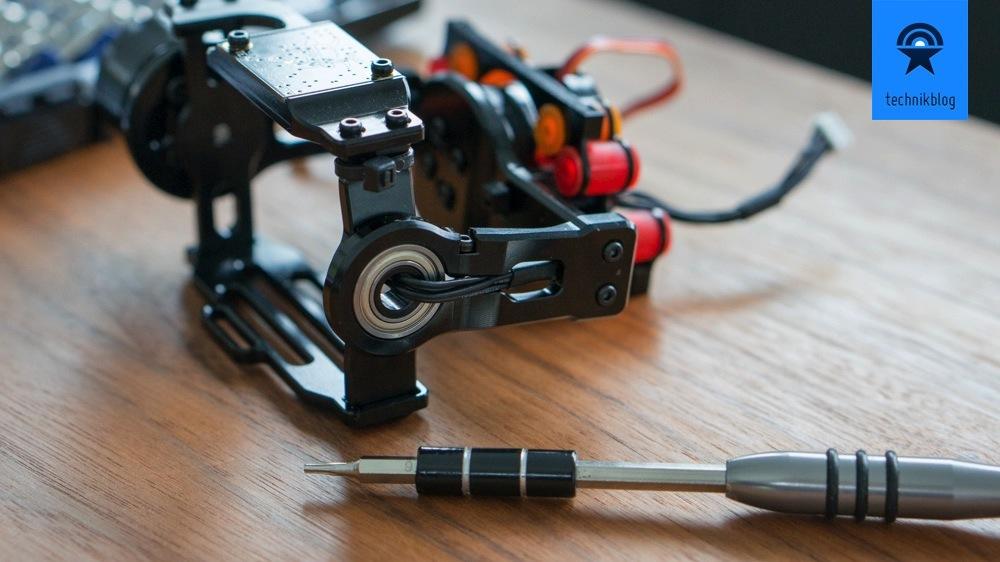 Perfekt um den Gimbal für meinen Quadcopter zusammen zu schrauben