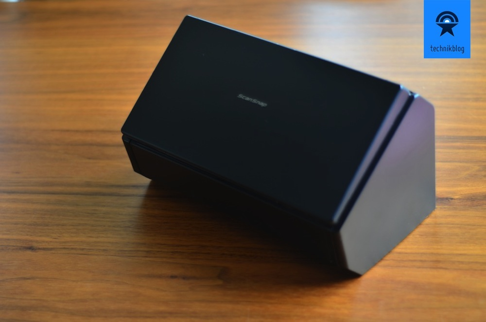 Fujitsu ScanSnap iX500 Review - 02