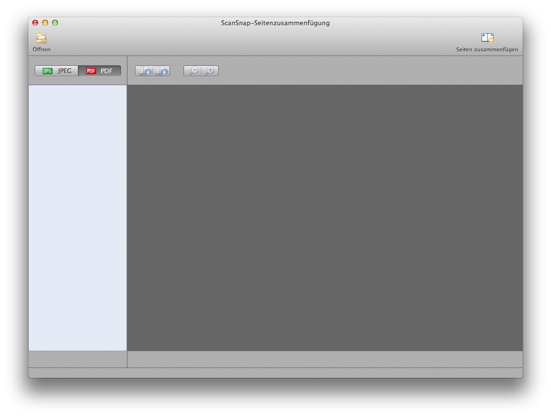 Fujitsu ScanSnap iX500 Screenshot - 09