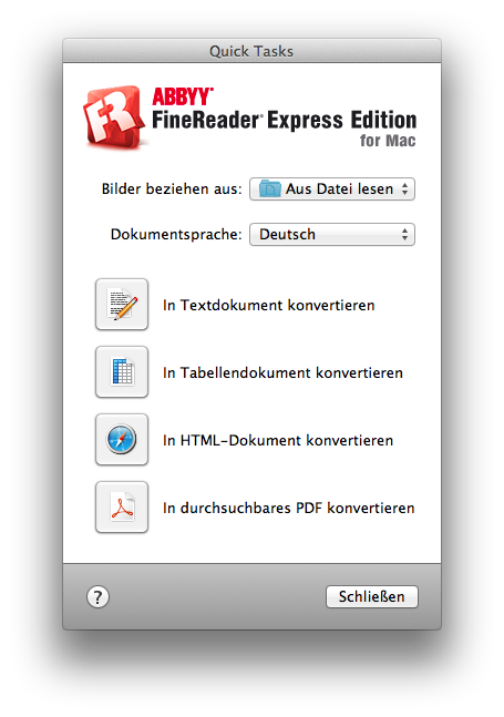 Fujitsu ScanSnap iX500 Screenshot - 12