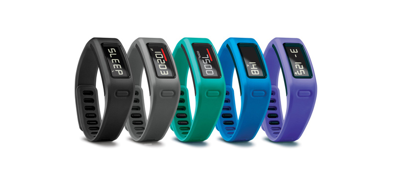 Garmin vívofit Fitness Band - erhältlich in fünf Farben