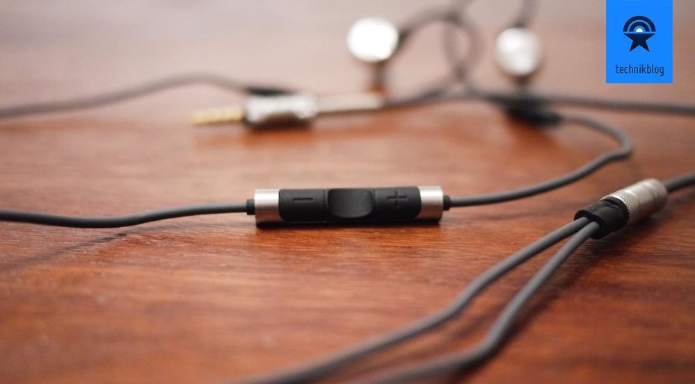 Tolle Remote mit klarem Druckpunkt