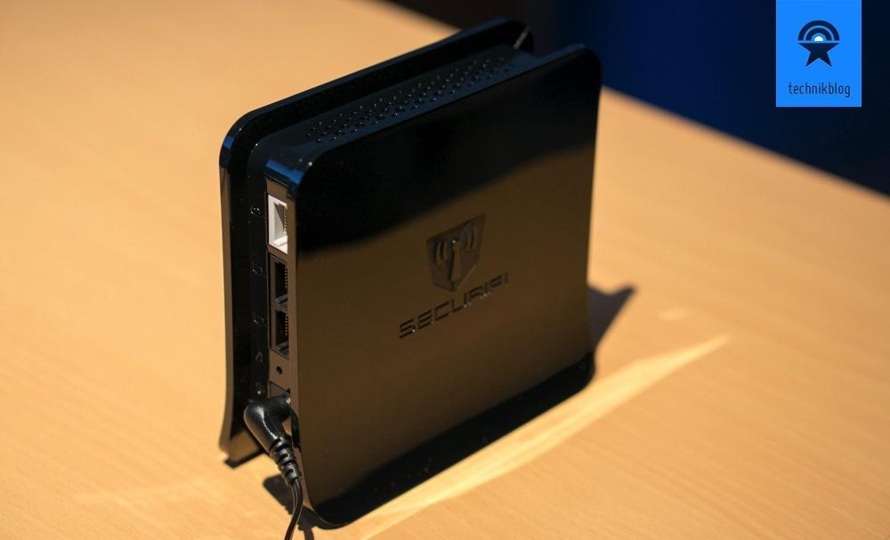 Securifi Almond - WLAN-N Touch-Router