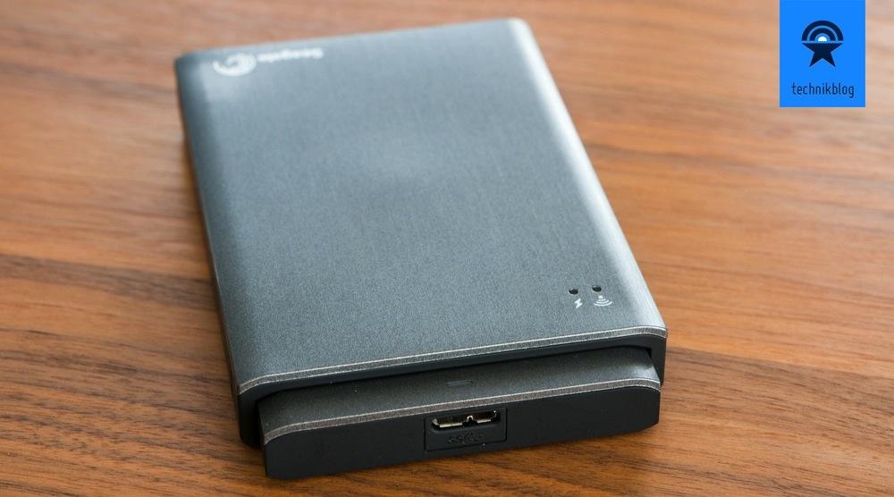 USB 3.0 Adapter an der Wireless Plus