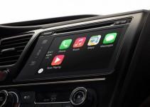 Apple CarPlay - ios in the car