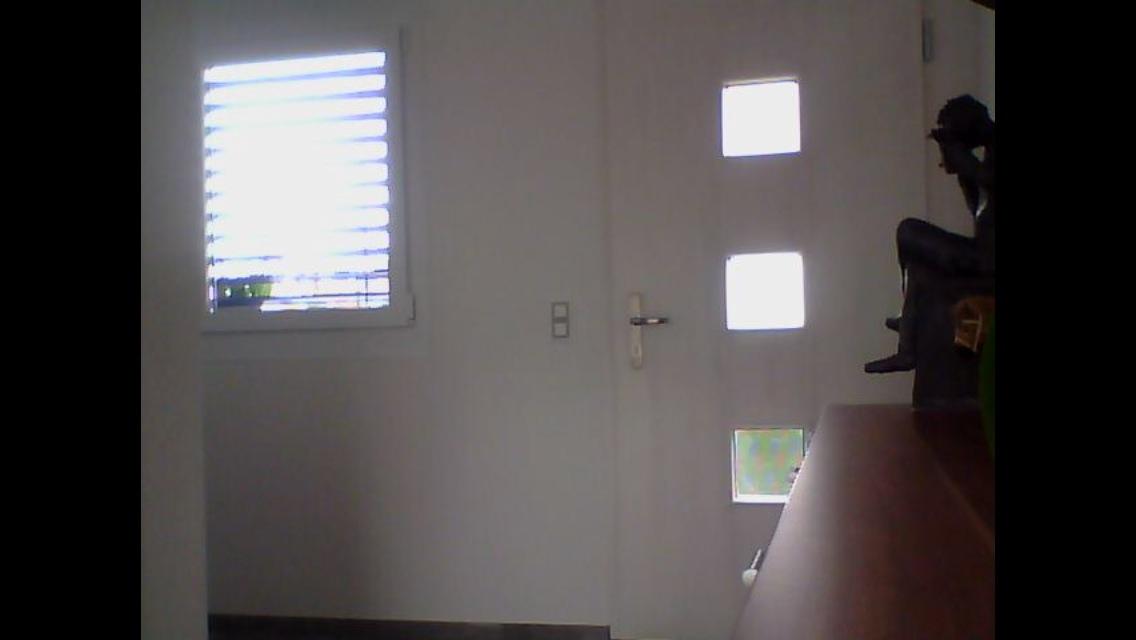 Bildqualität DCS-933L bei Tageslicht